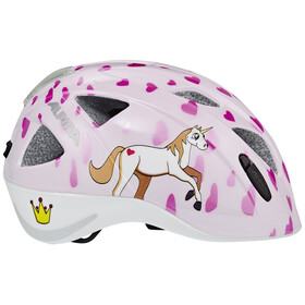 Alpina Ximo Flash Cykelhjälm Barn pink